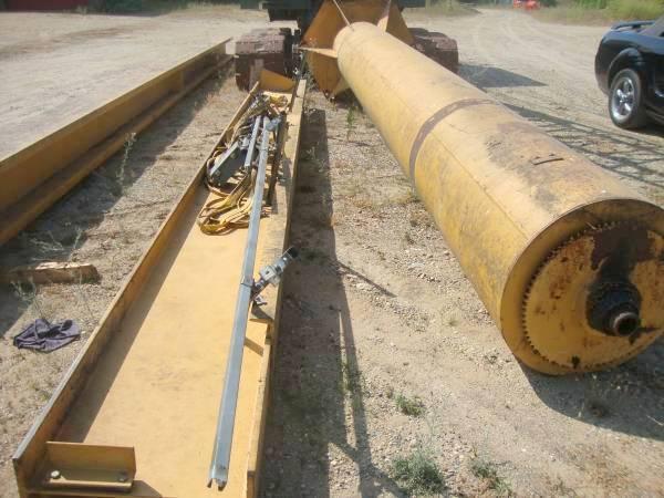 Used Jib Crane Hoist : Affordable machinery used ton gorbel jib crane for sale