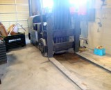 20,000lbs. Yale Hard Tired Forklift 3