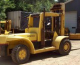 30,000lbs. Hyster H300-A Air-Tired Forklift 2