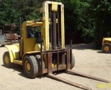 30,000lbs. Hyster H300-A Air-Tired Forklift 4