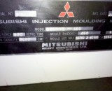 Mitsubishi Injection Mold Machine 2