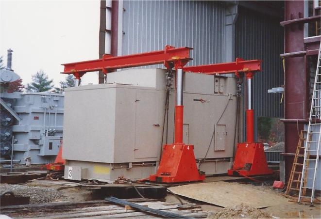 Hydro Lift System : Affordable machinery hydraulic gantry cranes page of
