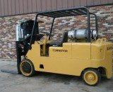 20,000lbs. Cat T200 Forklift 1