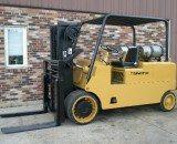 20,000lbs. Cat T200 Forklift 2