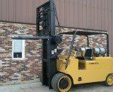 20,000lbs. Cat T200 Forklift 3