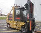 30,000lbs. Taylor Hard-Tired Forklift 2