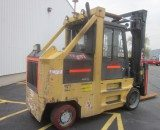 30,000lbs. Taylor Hard-Tired Forklift 3