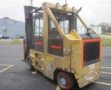 30,000lbs. Taylor Hard-Tired Forklift 4