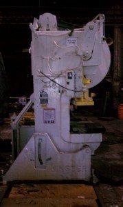 60 Ton Minster OBI Press 2