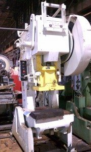 60 Ton Minster OBI Press For Sale