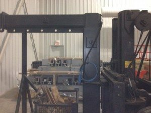 30,000lbs. Taylor T300 Forklift 2