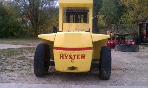 Hyster H300 pic 4