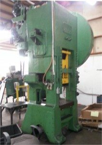 135 Ton Minster Press For Sale