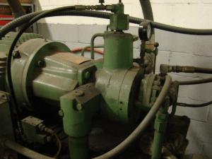 200 Ton Hydraulic Press Steelcase 4