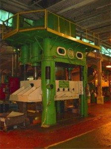 2500 Ton HPM Press For Sale