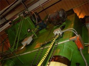 5000 Ton Bliss Hydrualic Press 10