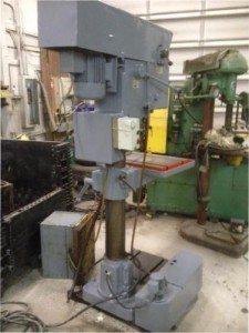 Almetal Drill Press 2