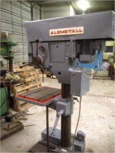 Almetal Drill Press 3