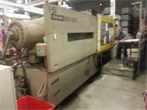 650 Ton Toshiba Plastic Injection Molding Machine pic 5