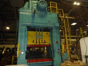 Bliss 800 Ton Press For Sale