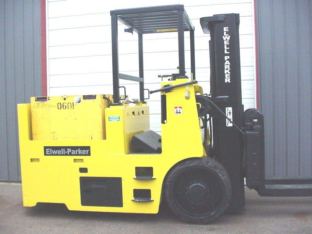 40 000lb elwell parker electric forklift for sale call for Electric forklift motor for sale