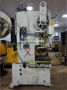 Federal 60 Ton Press 3