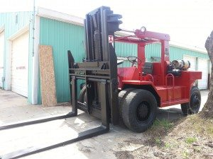 taylor forklift 22000lb for sale 7