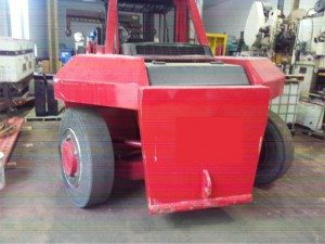 Bristol 80000lb Forklift 3