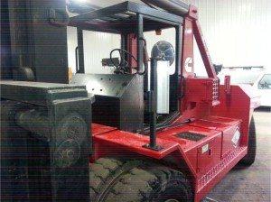 Bristol 80000lb Forklift 4
