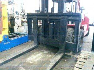 Bristol 80000lb Forklift 5