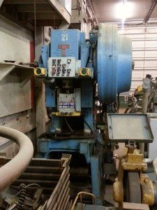 35 Ton OBI Press For Sale