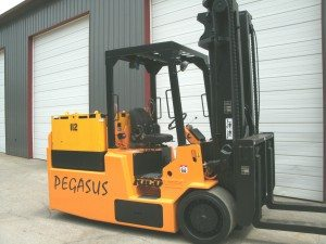 30,000lbs. Rico Forklift (1)