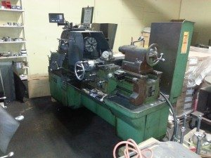 Monarch Metal Lathe Model No. 61 1
