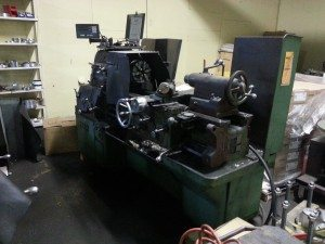 Monarch Metal Lathe Model No. 61 2