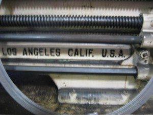 Axelson Engine Lathe 10