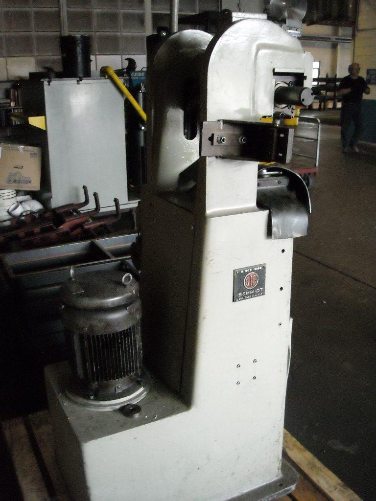schmidt marking machine