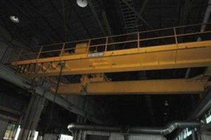 50 Ton Overhead Bridge Crane For Sale