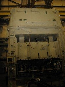 300 Ton Verson Press For Sale