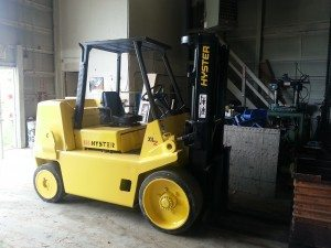 hyster forklift for sale