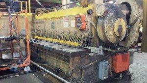 Cincinnati Mechanical Shear 1