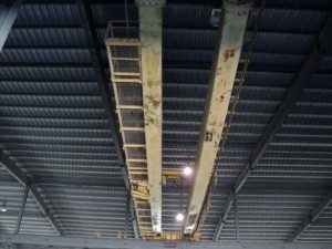 10 Ton P&H Overhead Bridge Cranes For Sale 4