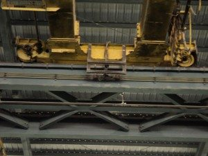10 Ton P&H Overhead Bridge Cranes For Sale 7