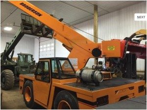 15 Ton Broderson IC-200 1
