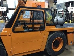 15 Ton Broderson IC-200 3