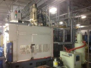 150 Ton JSW Plastic Injection Molding Machine For Sale 4