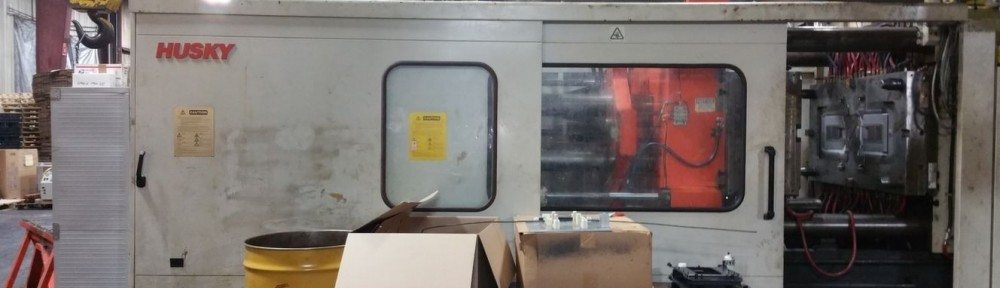 600 Ton Injection Molding Machine For Sale