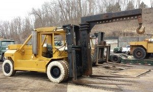 Used Bristol Riggers Forklift For Sale