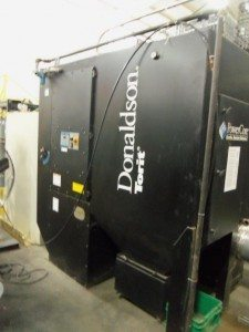 AMADA LASER6-DUST COLLECTOR