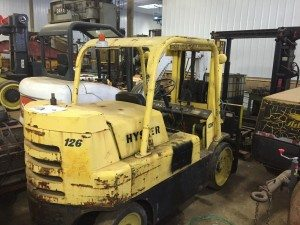 Hyster S150 15000lb Forklift For Sale