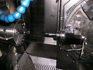 Wasino A12 CNC Lathe For Salev